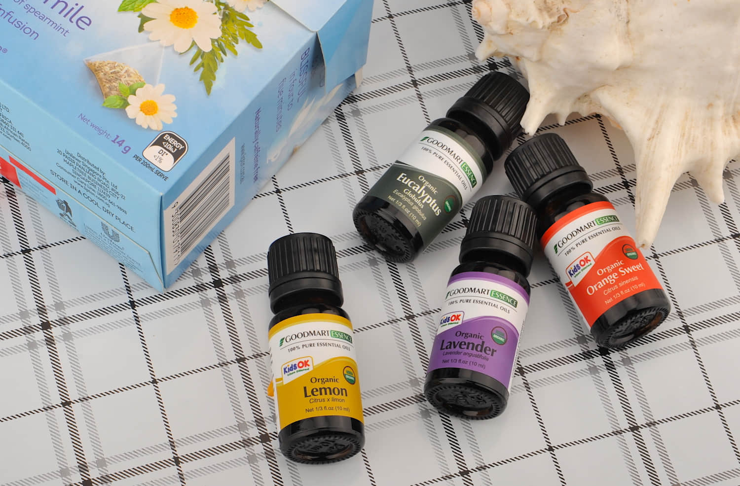 Are Essential Oils Safe to Eat?
