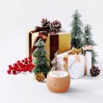Jade Vase Christmas Nebulizer