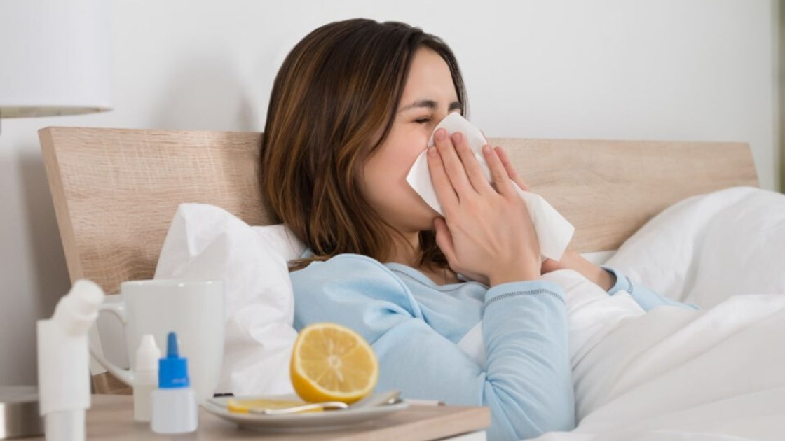 Best Essential Oil to Prevent and Heal A Flu