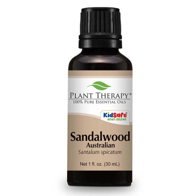 Plant Therapy Sandalwood Australian Essential Oil
