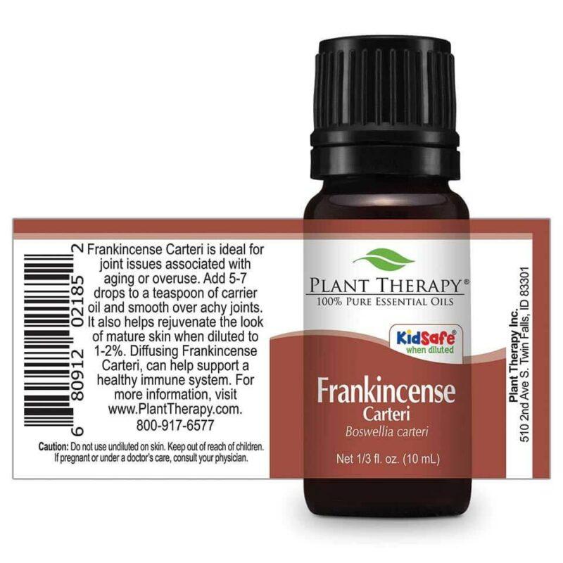 Plant Therapy Frankincense Carteri Essential Oil