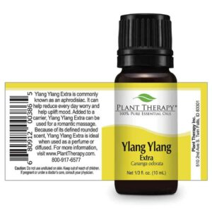 Plant Therapy Ylang Ylang Extra Essential Oil