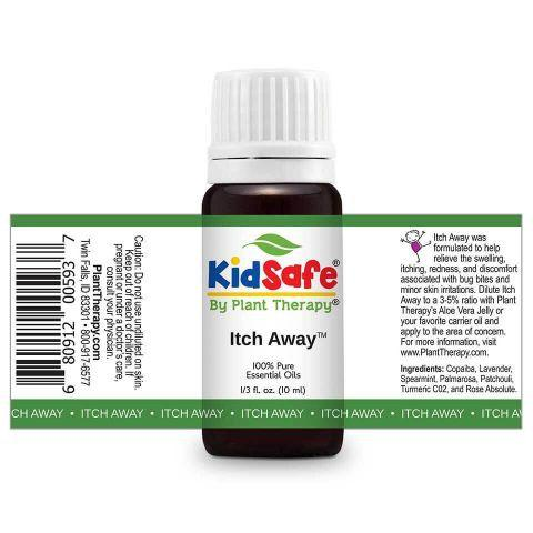Plant Therapy Itch Away KidSafe Essential Oil