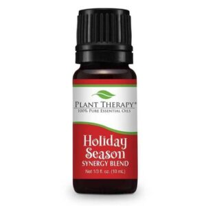 Plant Therapy Holiday Season Synergy Essential Oil