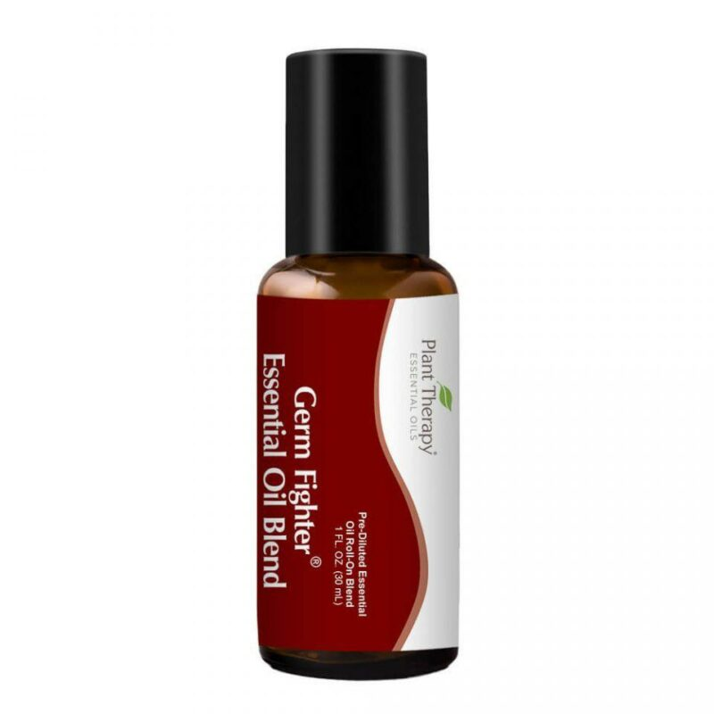 Plant Therapy Germ Fighter Synergy Essential Oil