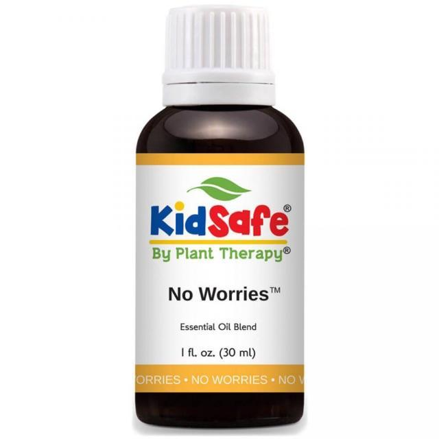 Plant Therapy No Worries KidSafe Essential Oil