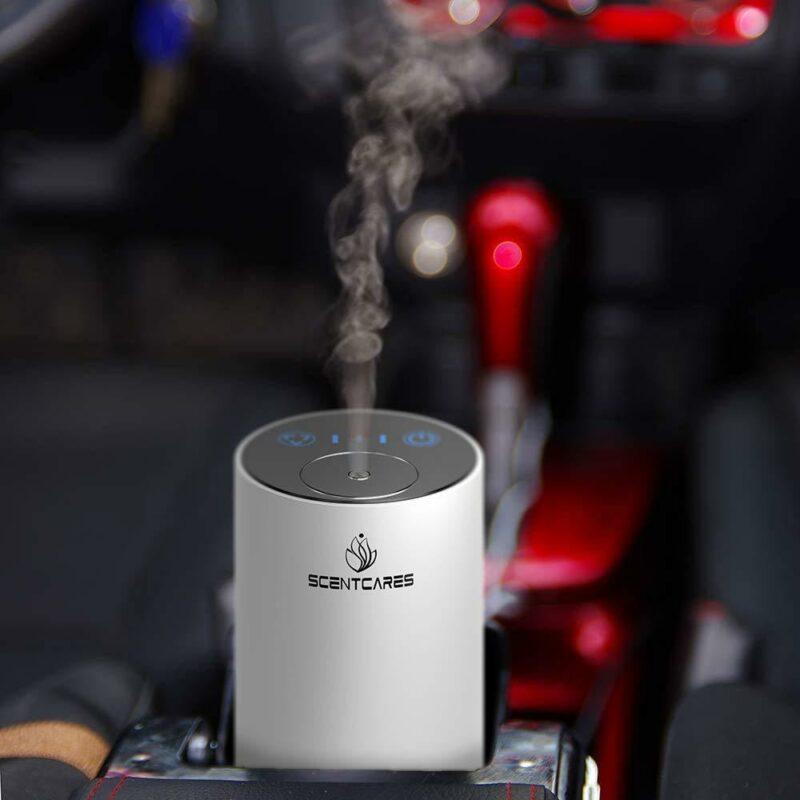 Portable Rechargable Car Nebulizing Diffuser CS8