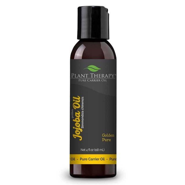 Plant Therapy Jojoba Golden Carrier Oil