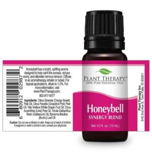 Plant Therapy Honeybell Synergy Essential Oil