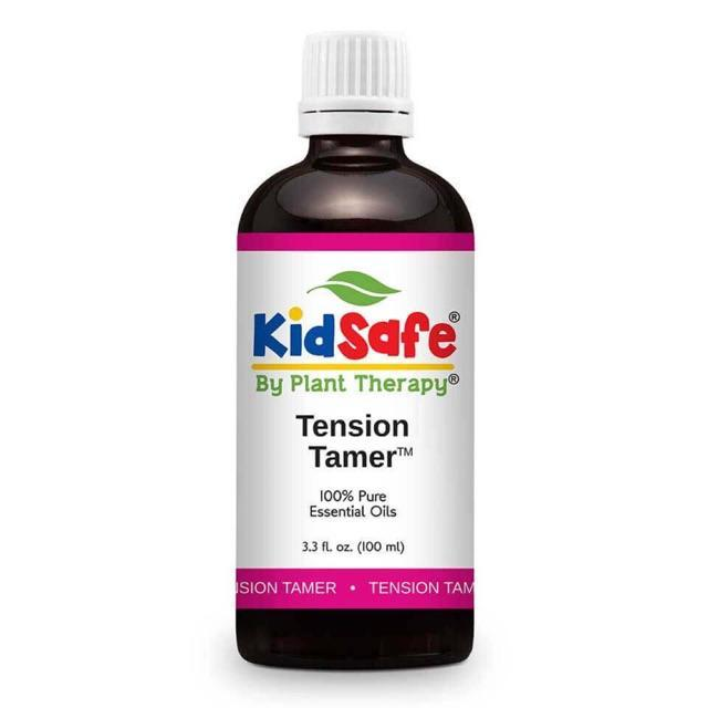 Plant Therapy Tension Tamer KidSafe Essential Oil