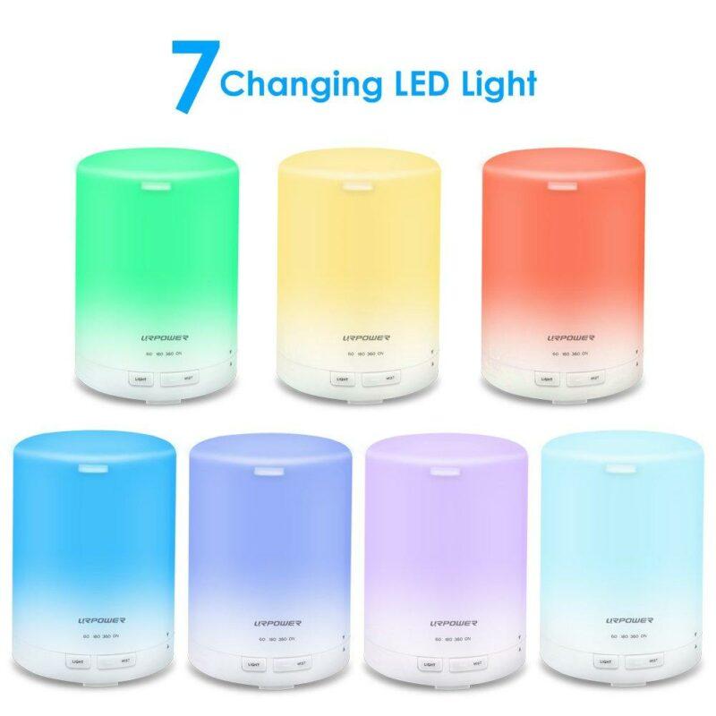 300ml Muji Style Ultrasonic Aroma Diffuser