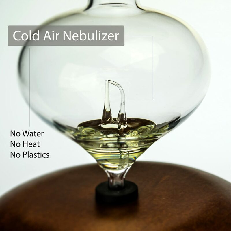 Magnificent Diffuser Essential Oil Nebulizer