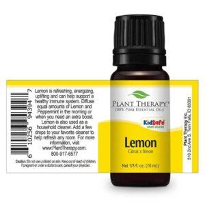 Plant Therapy Lemon Essential Oil