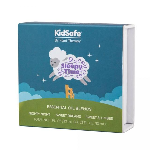 Plant Therapy Sleepy Time KidSafe Set