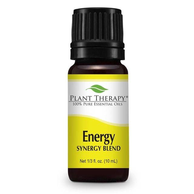 Plant Therapy Energy Synergy Essential Oil