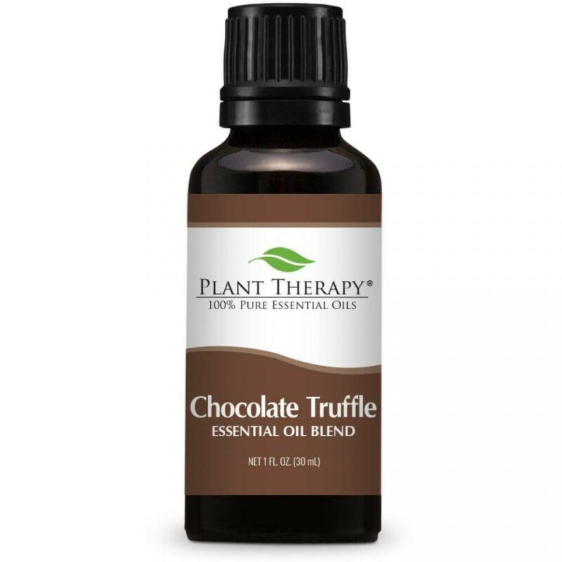 Plant Therapy Chocolate Truffle Essential Oil Blend