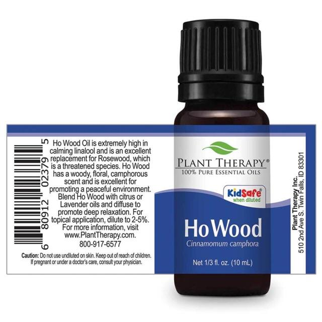 Plant Therapy Ho Wood Essential Oil