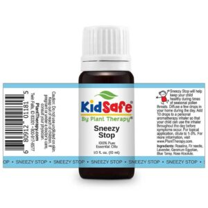 Plant Therapy Sneezy Stop KidSafe Essential Oil
