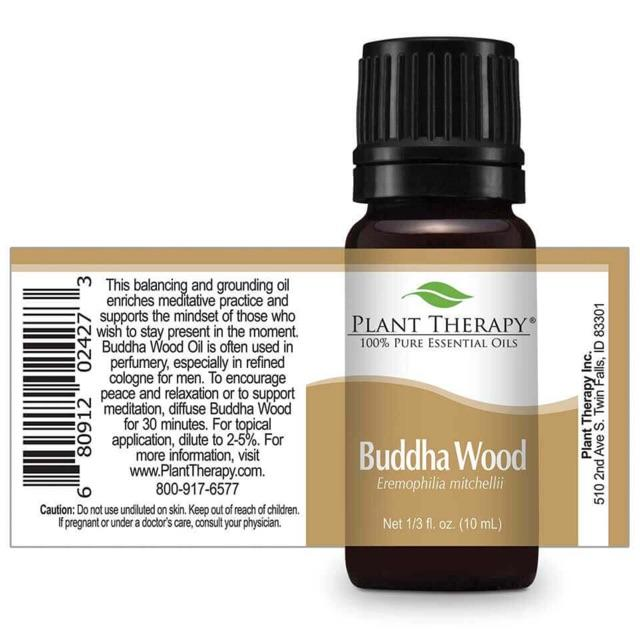 Plant Therapy Buddha Wood Essential Oil