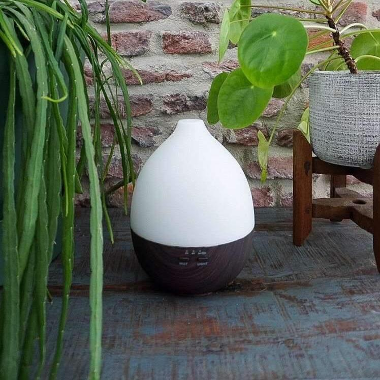 200ml Raindrop Style Ultrasonic Aroma Diffuser
