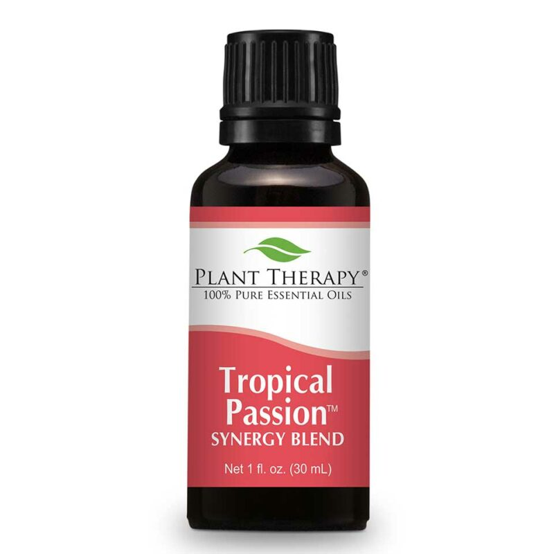 Plant Therapy Tropical Passion Synergy Essential Oil 10ml