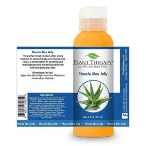 Plant Therapy Muscle Aloe Jelly