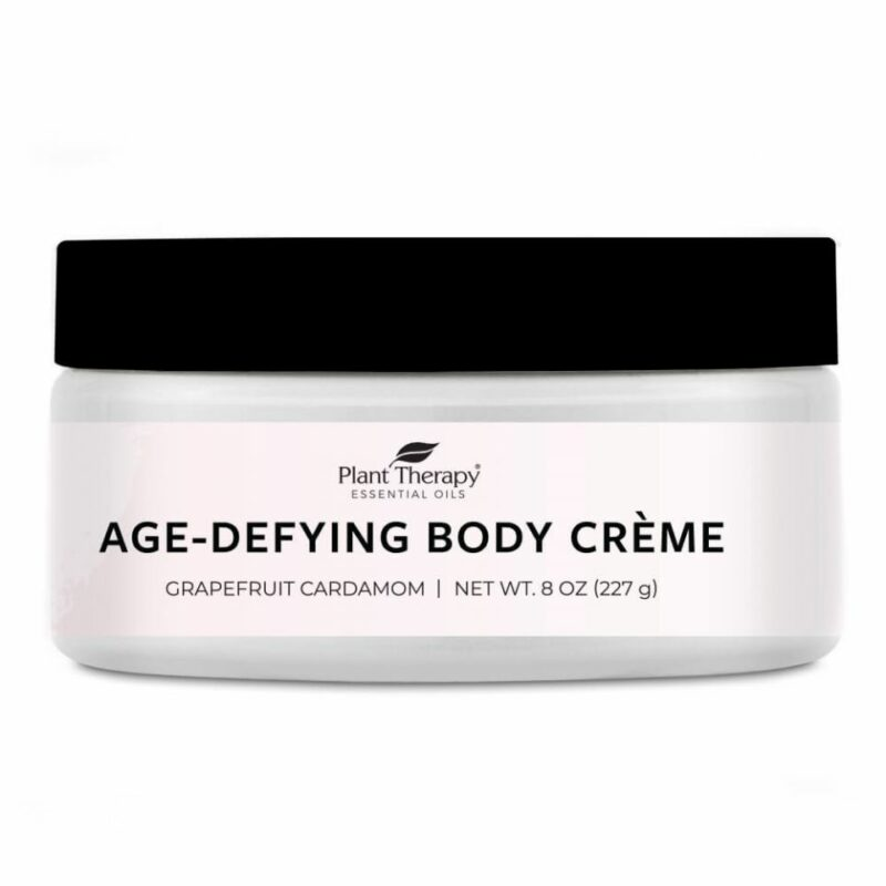 Plant Therapy Grapefruit Cardamom Age-Defying Body Crème