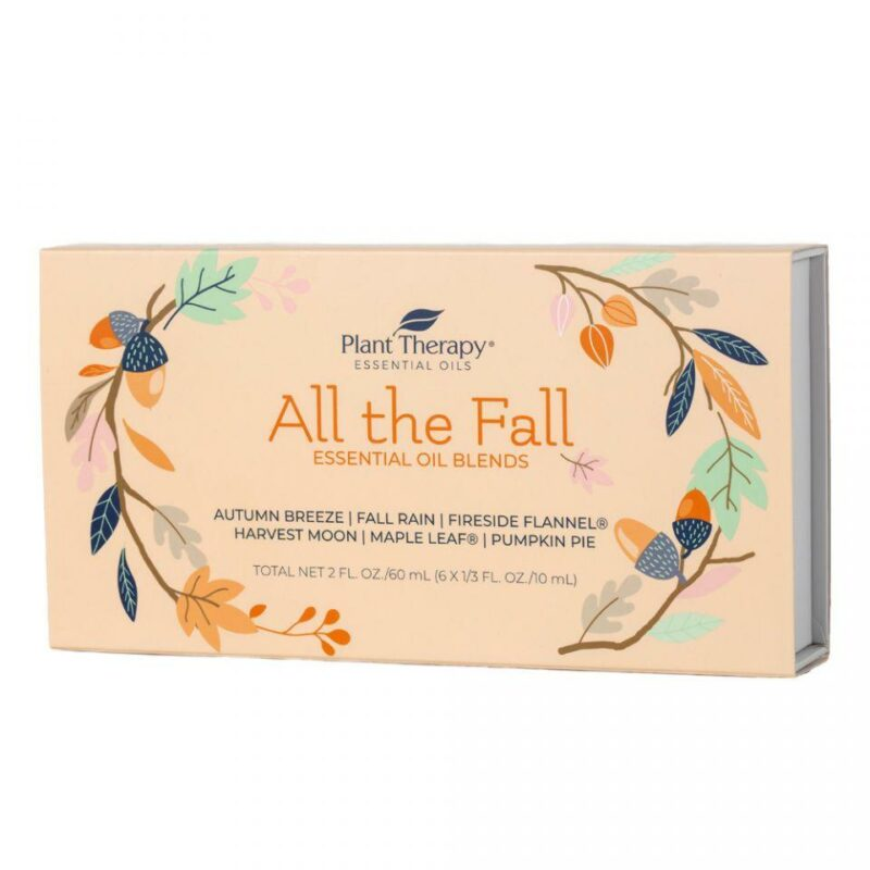 All the Fall Essential Oil Blend Set