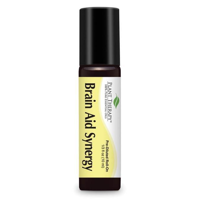 Plant Therapy Brain Aid Synergy Essential Oil