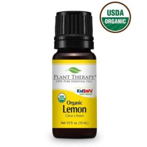 Plant Therapy Lemon Organic Essential Oil