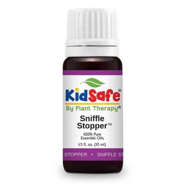 Plant Therapy Sniffle Stopper KidSafe Essential Oil