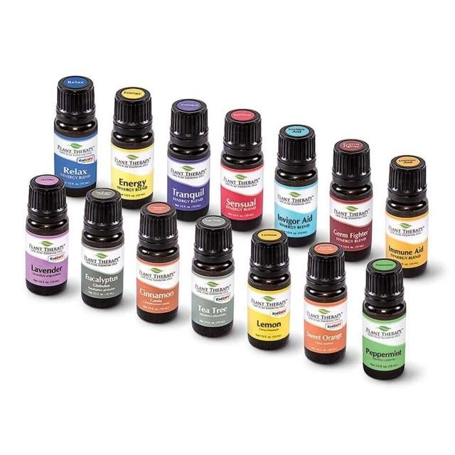 Plant Therapy 7 & 7 Essential Oil Set