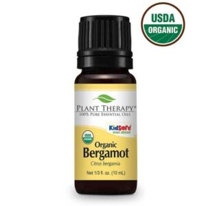 Plant Therapy Bergamot Organic Essential Oil