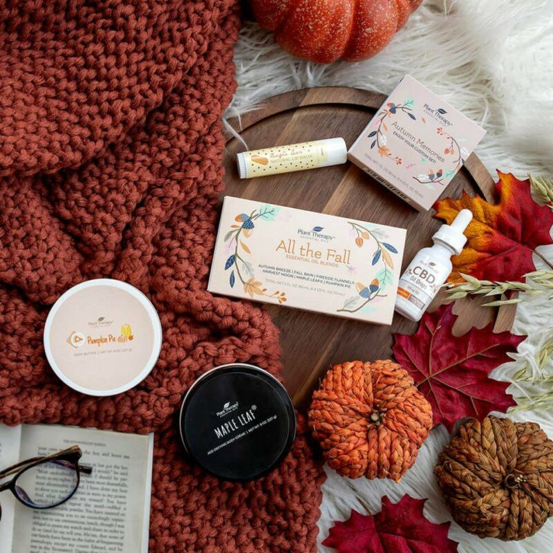 Plant Therapy Pumpkin Pie Age-Defying Body Crème