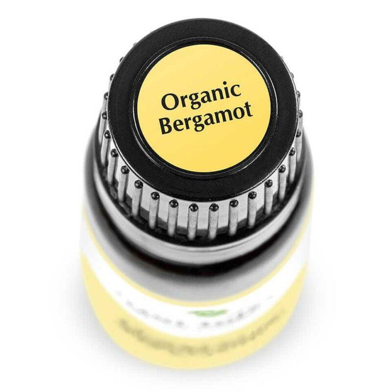 Plant Therapy Bergamot Organic Essential Oil