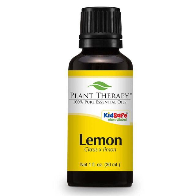 Plant Therapy Lemon Essential Oil