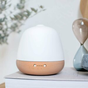 Mia Solid Wood Ultrasonic Diffuser