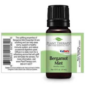 Plant Therapy Bergamot Mint Essential Oil