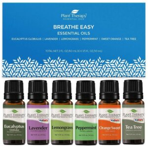 Plant Therapy Breathe Easy Set