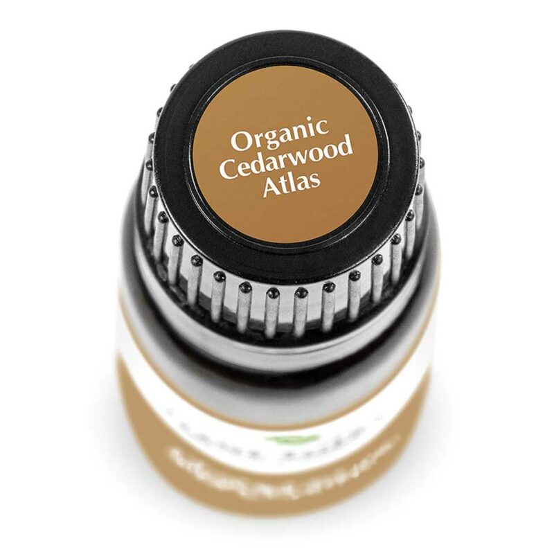 Plant Therapy Cedarwood Atlas Organic Essential Oil
