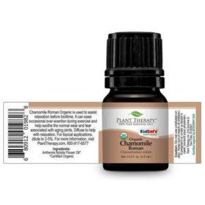 Plant Therapy Chamomile Roman Organic Essential Oil