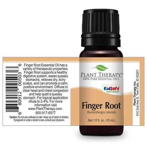 Plant Therapy Finger Root Essential Oil