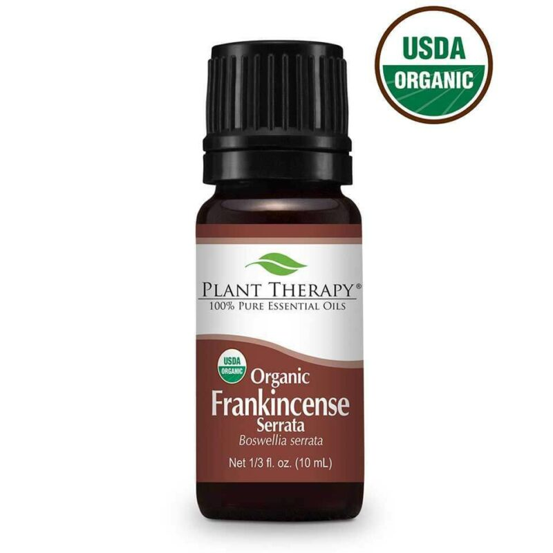 Plant Therapy Frankincense Serrata Organic Essential Oil
