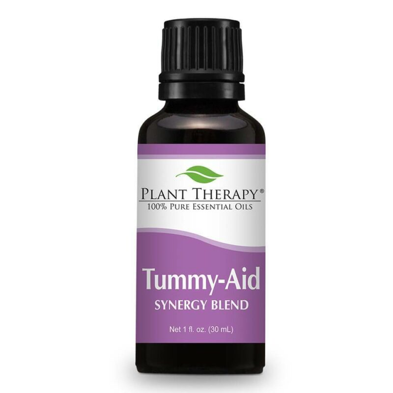 Plant Therapy Tummy Aid Synergy Essential Oil