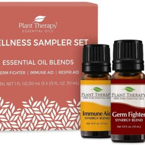 Plant Therapy Wellness Sampler Set