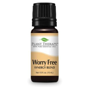Plant Therapy Worry Free Synergy Essential Oil