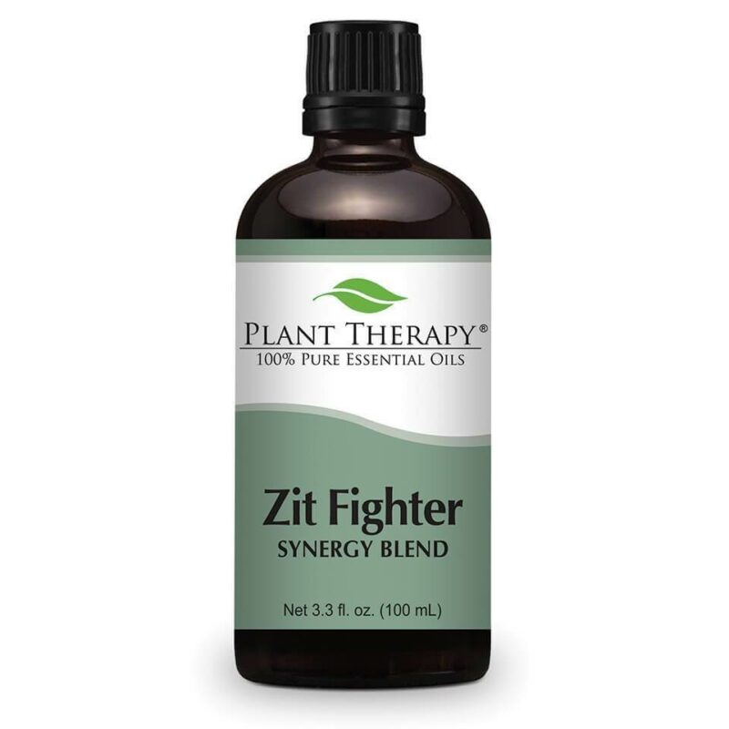 Plant Therapy Zit Fighter Synergy Essential Oil