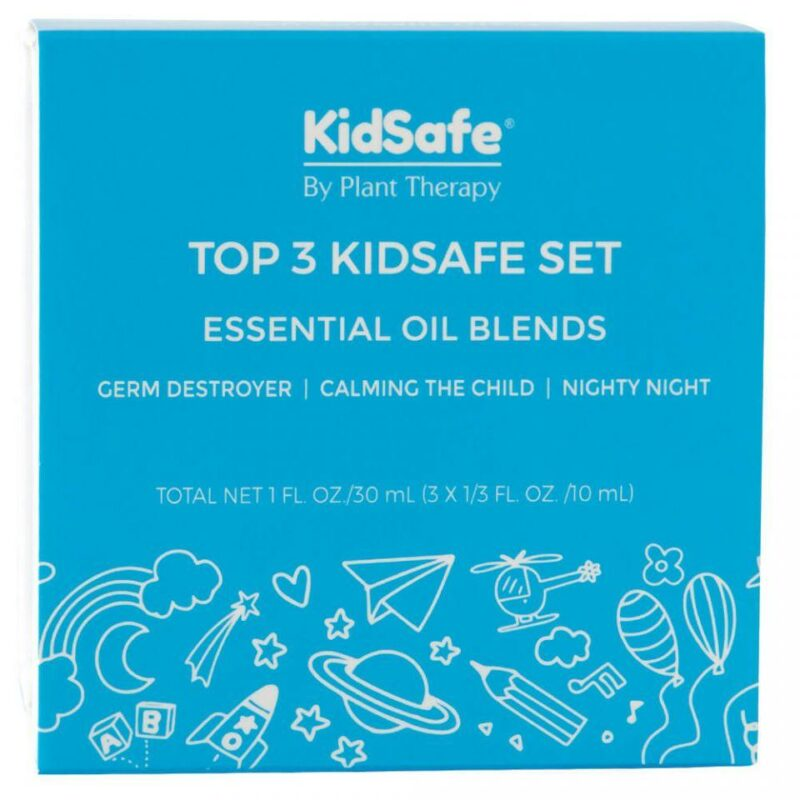 Plant Therapy Top 3 KidSafe Set