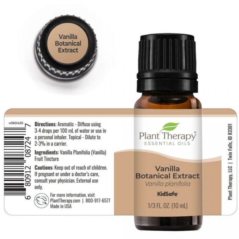 Plant Therapy Vanilla Botanical Extract
