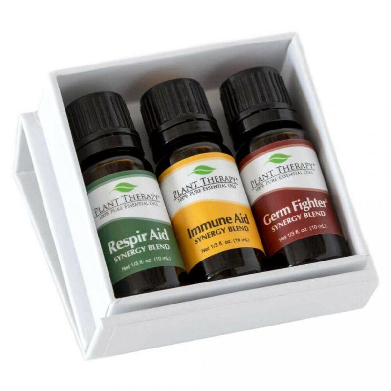 Plant Therapy Wellness Sampler Set